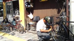 自転車トラブルをスパッと解決