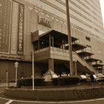 【今と昔】恵比寿駅東口の屋台おゆきさん