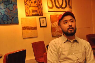 """恵比寿NOS """"CHAOS"""" SIGE Exhibition 2012"""