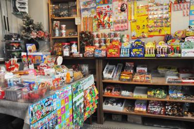 恵比寿唯一の駄菓子屋「きりんちゃんのだがしや」