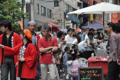 恵比寿ビール坂祭2012に行ってきました