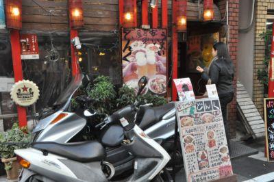 恵比寿老舗の長崎の味「どんく」