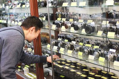 恵比寿大沢カメラが超DEEPで超GEEK
