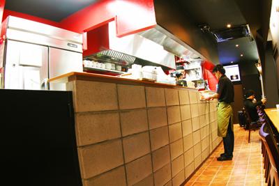 新規OPEN前のcafe茶和(CHA-WA)さんに潜入