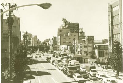 渋谷橋・恵比寿橋を昔と同じアングルから撮影してみた