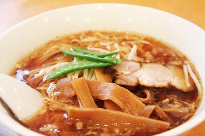 恵比寿の定番中の定番香湯ラーメン「ちょろり」