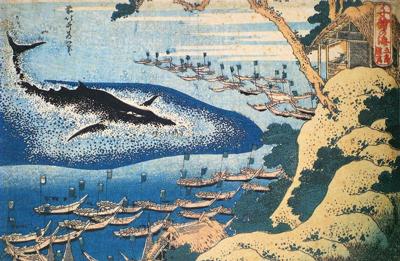 【震災追悼記事】「恵比寿」と「鯨」の意外な関係