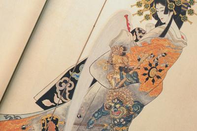 幻の画家「橘小夢」の原画が恵比寿にあった