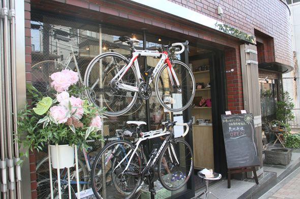 自転車屋 自転車屋さん 近く : 自転車屋さんじゃないか(笑)