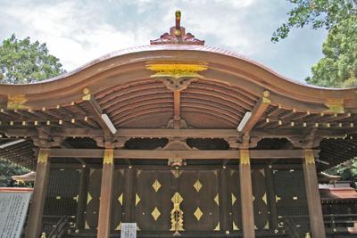 【歴史的】伝説の渋谷氷川神社の「宮神輿」本当に存在しました!