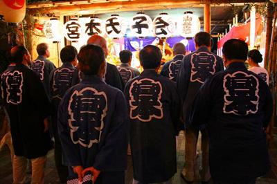 渋谷氷川神社例大祭2013の報告