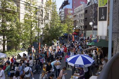 大盛況のうちに幕を閉じた2013年恵比寿ビール坂祭レポート