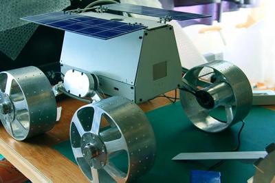 日本初!月をめざせ!!月面探査を行うプロジェクトHAKUTOは恵比寿にあった!