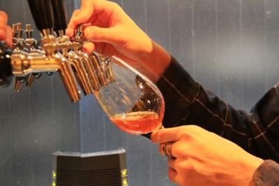 恵比寿でビールの量り売り!?とんでも新しい酒屋さんがOPENしていた!