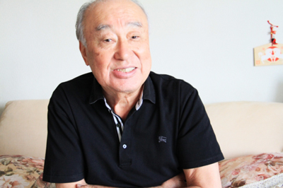 第四回 恵比寿な人たち 恵比寿地区町会連合会長 松下義男さん