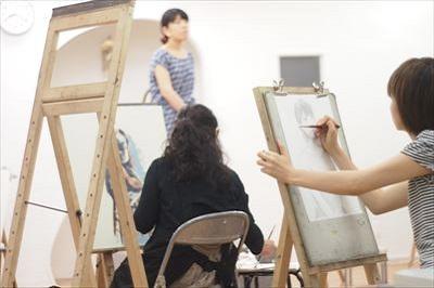 会員数1000人超の老舗絵画教室「アトリエ・エビス」クラス体験リポート。人気の秘密に迫ります!