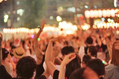 無事先日終わりました「第62回 恵比寿駅前盆踊り2014」レポート
