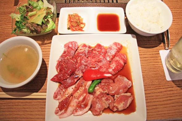 恵比寿 お肉 ランチ