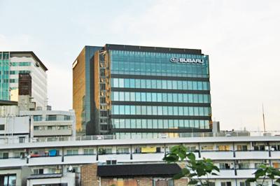 ようこそ!恵比寿へ!新宿から移転してきた富士重工業さんのSUBARUビルに行ってみた!