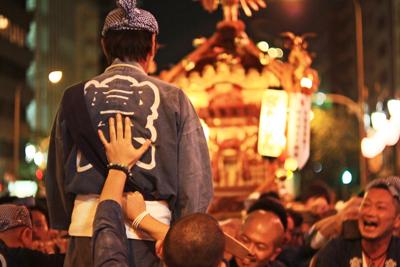 氷川神社例大祭2014宮本氏子会に密着取材してきたよ!氷川神社宮入り(後編)