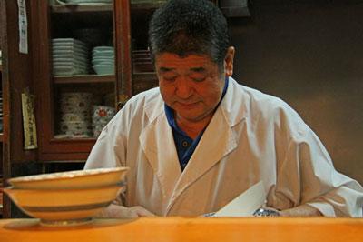 恵比寿の街の片隅の老舗小料理屋「善や」が今月一杯で閉店