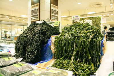 恵比寿三越にて三陸の美味しいが集まった「いわて三陸ブランドフェア」開催
