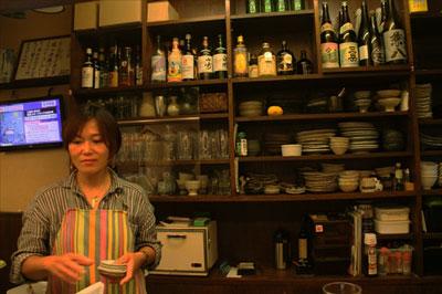 恵比寿で「一人でも気軽に行ける気の利いた店」Vol.01「ふさ助」