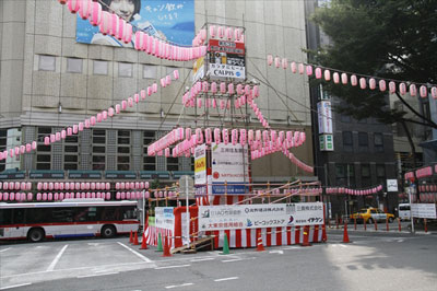 【本日明日】第63回 恵比寿駅前盆踊り7月31日・8月1日に開催!