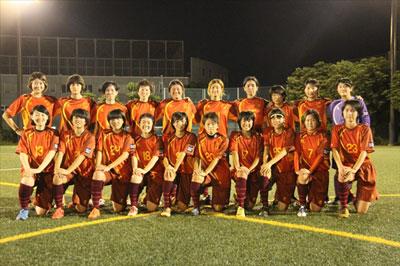 恵比寿の女子サッカーチームSOCIOS FCを応援したい