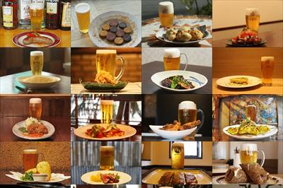 【開催決定】恵比寿の料理人が考えるヱビスビールに合う逸品グランプリついに全店メニュー公開