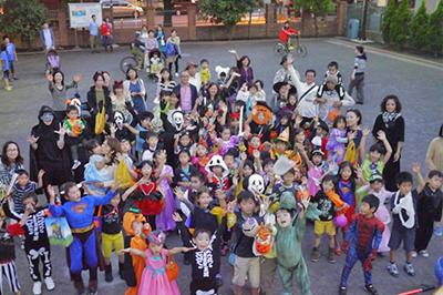 10月31日(土曜日)14時よりエビスハロウィンパレード2015が開催。参加者募集開始