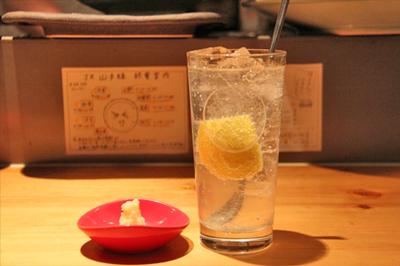 レモンの星からやってきたかの如く6種のレモンサワーが楽しめる「晩酌屋おじんじょ」