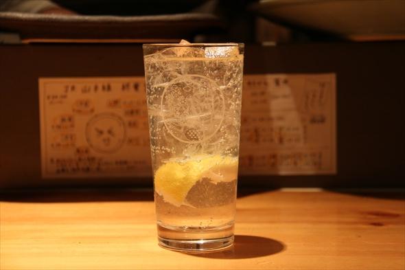 一番スタンダードな「いつもの生レモン酎」