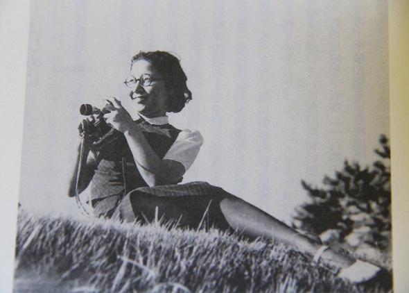 日本初の女性報道カメラマン笹本恒子さん
