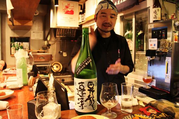 夜な夜な飲食人や面白人が集う謎の海おでんと日本酒の店「はなたれ」