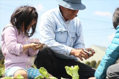 農園プロジェクト第三期「恵比寿新聞ファーム」参加募集開始