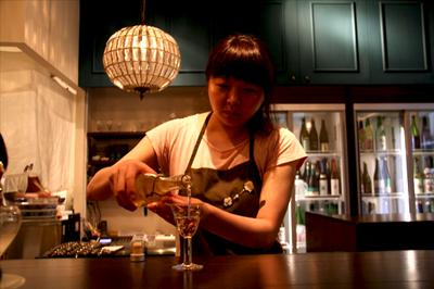 日本酒のイメージを根幹から覆す店GEM by motoは新しい日本酒の聖地