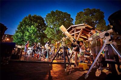 今年は火星が見れる!?7月15日~17日は恵比寿ガーデンプレイス天体観望会!