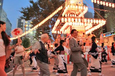 第64回 恵比寿駅前盆踊り2016開催は7月29日と30日!