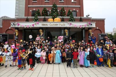 地域で子供たちの為にハロウィンパレードするということ@恵比寿編