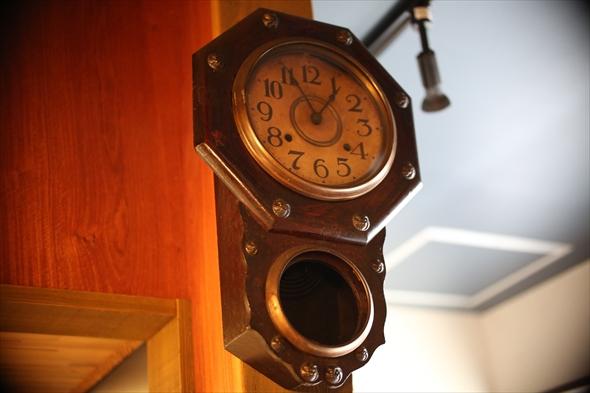 彦市さんから譲ってもらった時計