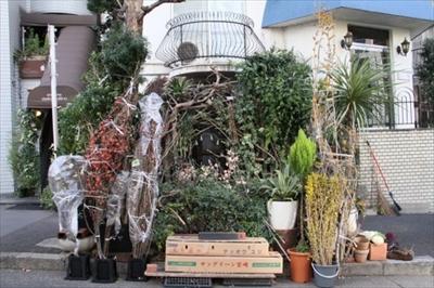 粋な贈り物をしたい時はここで!恵比寿の不思議な雰囲気のお花屋さん