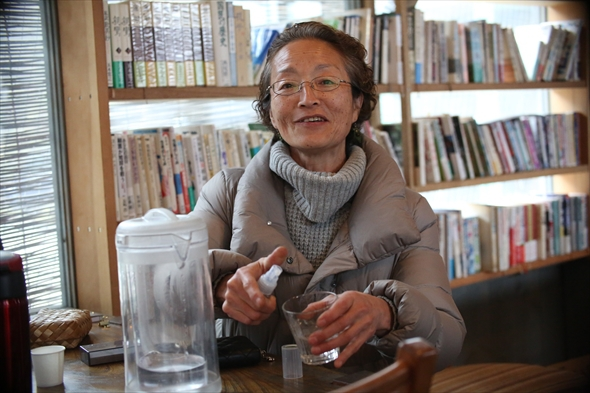 ハーブの講師Japan Herb Science代表の石井智子さん