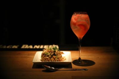 恵比寿西のBAR5店舗が何故か競い合う「BAR炒飯」の取材に行ってきた