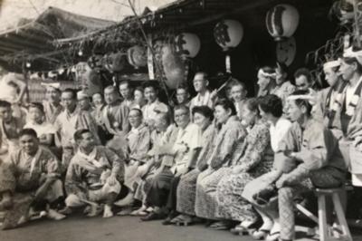 渋谷氷川神社例大祭特集「お神輿はみんなと神様を乗せて」丹後会編