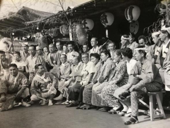 昭和35年当時の丹後の神酒所