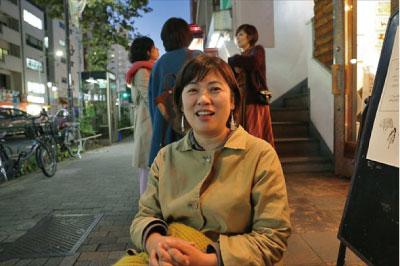 恵比寿が産んだ作家、川内有緒が第16回開高健ノンフィクション賞を受賞したので記念取材