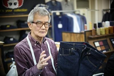 恵比寿で日本最古の倉敷産ジーンズがオーダーメイドで作れるって知ってた?