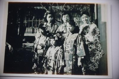 65年の時を経て恵比寿に再び降臨した梅村家の美人5姉妹
