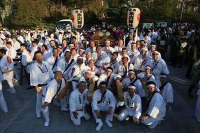 平成から令和へ。天皇陛下御即位に伴う「国民祭典」で渋谷氷川神社が奉祝渡御